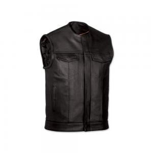 Leather Vest
