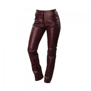 Leather Women Pant